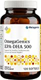 Metagenics – OmegaGenics EPA-DHA 500, 120 Count Review