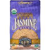 Lundberg Family Farms Organic Jasmine Rice, California Brown, 16 oz