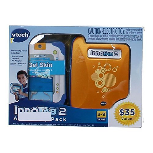 Vtech Innotab 2 Accessory Pack (Innotab 2 Games For 3 Year Old)