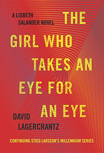 The Girl Who takes An Eye for An Eye by David Langercrantz Book Review, Buy Online