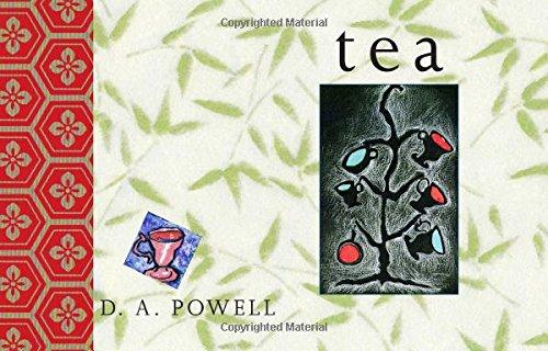 Tea (Wesleyan Poetry Series)