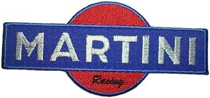 amazon com martini racing porsche vintage team polo blue logo cm08 patches martini racing porsche vintage team polo blue logo cm08 patches