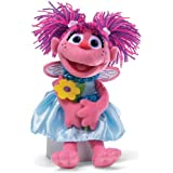 Gund Sesame Street Abby with Flowers Stuffed Animal