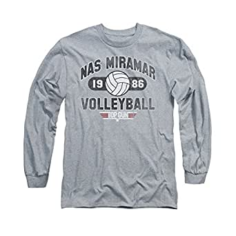 Amazon.com: Top Gun Nas Miramar Volleyball Adult Long ... Top Gun Volleyball Shirt