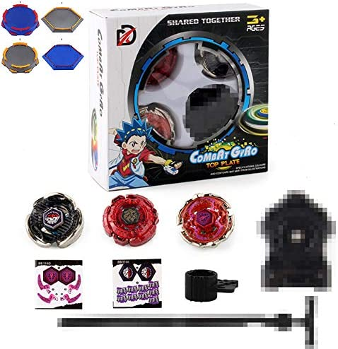 CX AMZ Gyro Spinning Starter Game Pack Burst Speed 3 p. Beyblade ...