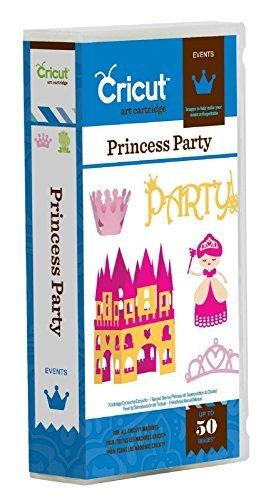 Cricut Princess Party Events Cartridge 2001916