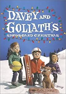 Davey And Goliaths Snowboard Christmas from Starlight Video / Sunset Home Visual Entertainment (SHE)