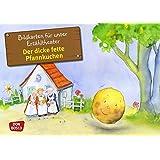 Bildkarten für unser Erzähltheater: Der dicke fette Pfannkuchen Kamishibai Bildkartenset. Entdecken. Erzählen. Begreifen.