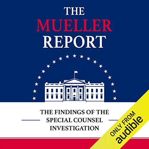 The wait is over. After a two-year investigation, the results of The Mueller Report have been released to the public. Now listen to an audio version of one of the most talked about government documents in history. These are the redacted findings of S...