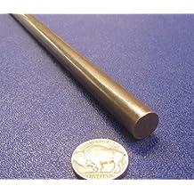 "3//8/"" Diameter x 3 Foot Length 316 Alloy Bronze Round Solid Rod"