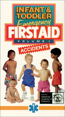 Infant & Toddler Emergency First Aid 1 [VHS]