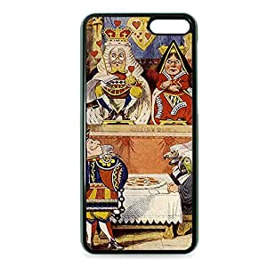 LJF phone case Case Fun Case Fun Alice in Wonderland The Trial Snap-on Hard Back Case Cover for Amazon Fire Phone