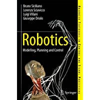 Robotics: Modelling, Planning and Control