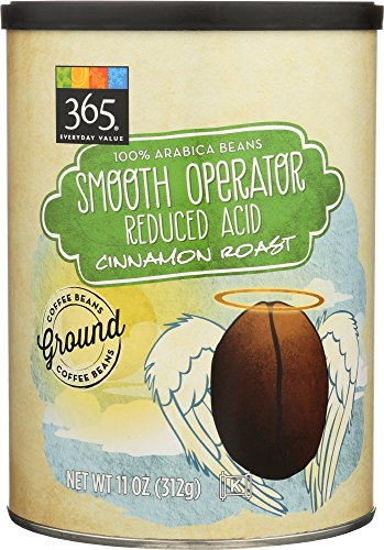 365 by Whole Foods Market, Coffee Smooth Operator Cinnamon Roast, 11 Ounce