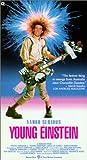 Young Einstein VHS Tape