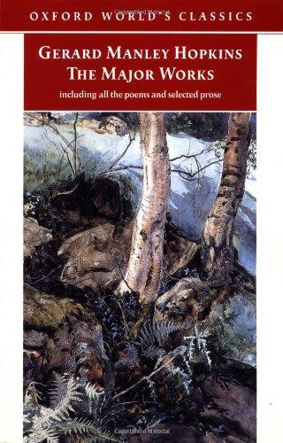 Image result for gerard manley hopkins poems