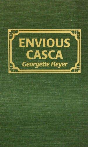 book cover of Envious Casca