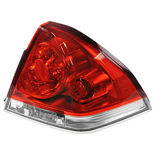 (Rear Brake Taillight Taillamp Light Lamp Passenger Right RH for 06-13 Impala )