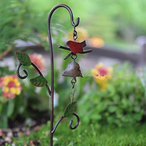 Garden Fairy Small Wind Chimes - 5