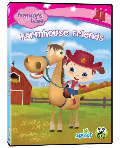 Frannys Feet: Farmhouse Friends