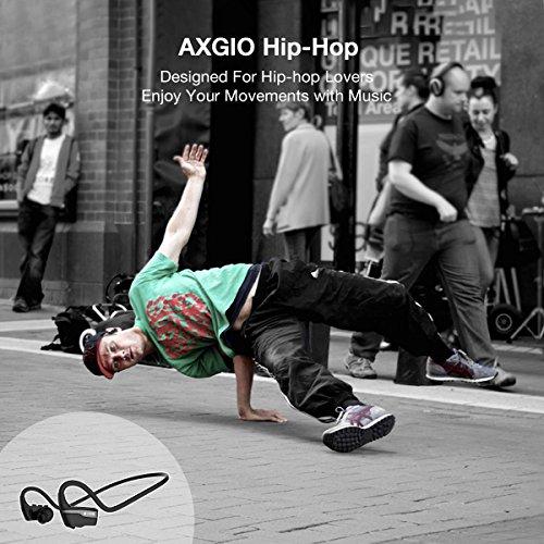 Amazon.com: AXGIO Hip-Hop Wireless Earbuds, Bluetooth 4.1 Bass ...