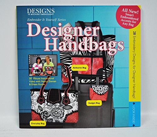 Designer Handbags By Eileen Roche and Nancy Zieman (Nancy Zieman Bag)