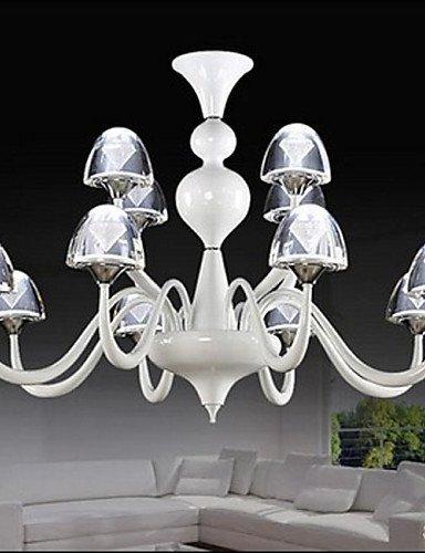 DXZMBDM® 3W Traditionell-Klassisch / Rustikal/ Ländlich / Vintage / Rustikal LED Korrektur Artikel Metall KronleuchterWohnzimmer / Schlafzimmer / , warm white-220-240v