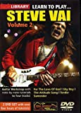 Learn To Play Steve Vai Volume 2 [UK Import]