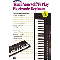 Teach Yourself to Play Electronic Keyboard (Teach Yourself Series) book cover