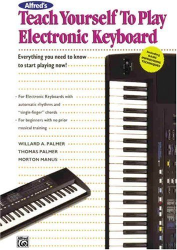 Teach Yourself to Play Electronic Keyboard (Teach Yourself Series)
