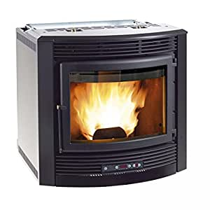 Extra Flame x1272600Pellet de chimenea wasserführend Comfort Idro