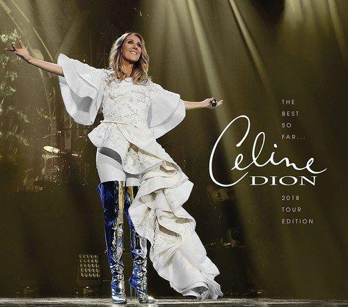 CD : Celine Dion - Best So Far: 2018 Tour Edition (Asia - Import)