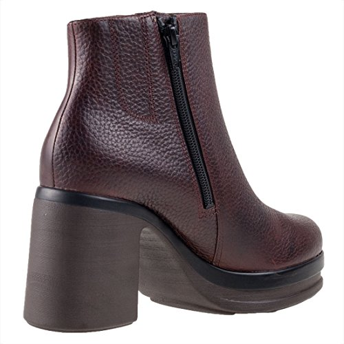 Smooth Camper Boots Lthr Alice Womens Heel 8cm Bxwxvq1t