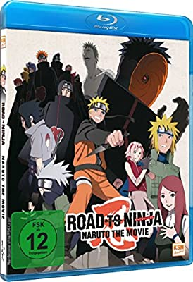 Road to Ninja - Naruto - The Movie 2012 Alemania Blu-ray ...
