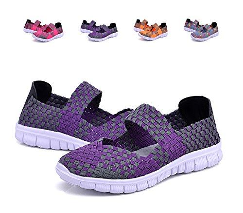 Sabe - Zapatillas de Material Sintético para mujer morado