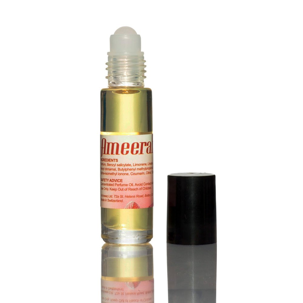 Ameerah (French Collection) Perfume Oil for Women by Al Aneeq (10ml)
