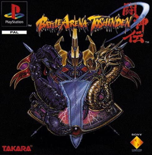battle arena toshinden 4 ps1 rom