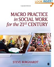 Macro Practice in Social Work for the 21st Century (Paperback)