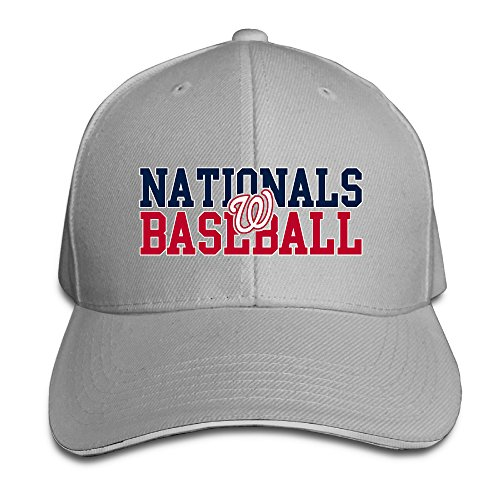 MaNeg Washington Nationals Sandwich Peaked Hat & - Tiffany Miami Co &