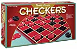 Pressman Classic Edition Checkers Board Games