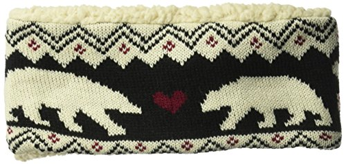 Bearpaw Women's Kissing Bears Headband