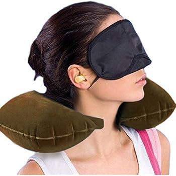Amazon Com Cozy Travel Pillow Use As Neck Pillow