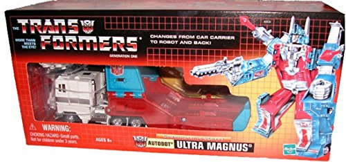 Transformers Hasbro Commemorative Series I Action Figure Ultra Magnus [City Commander]