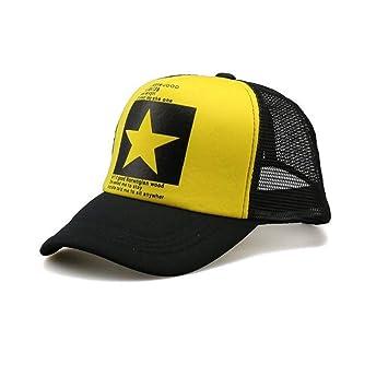 HUOLIMAO Gorras De Béisbol Hombres Mujeres Hiphop Sombreros ...