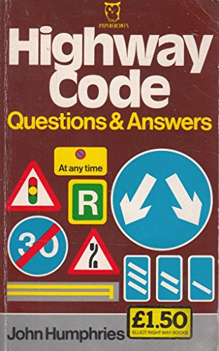 The Highway Code: Questions and Answers (Paperfronts)