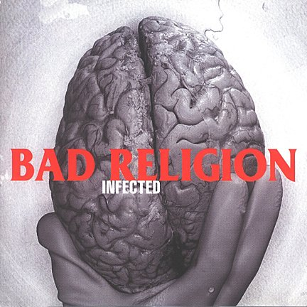 Bad Religion No Control (Infected (Part 1) - 4 track CD Single)