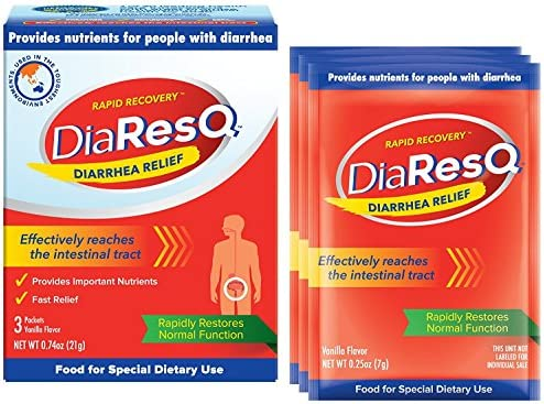 DiaResQ Rapid Recovery Diarrhea Relief product image