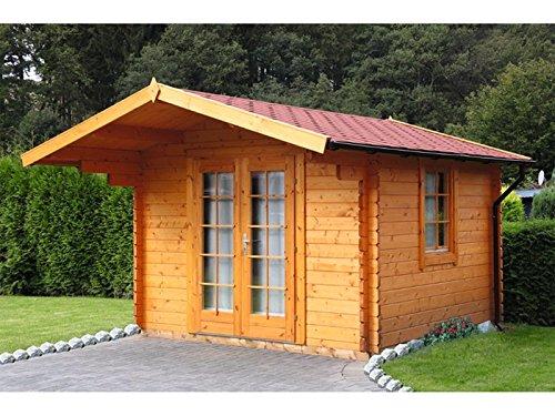 Wolff Finnhaus Gartenhaus Bergen 44-A