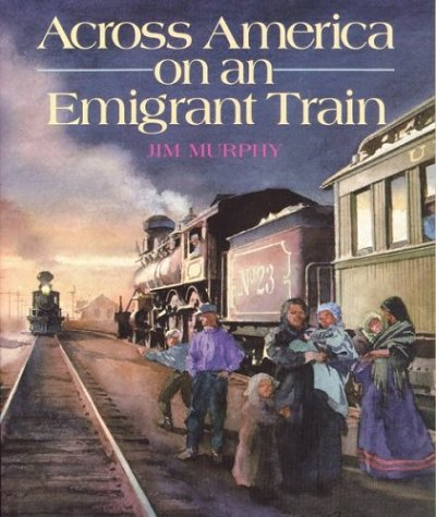 Across America on an Emigrant - Jims Trains