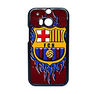 Generic Cute Phone Cases For Boy Design With Barcelona For Htc One M8 Choose Design 2